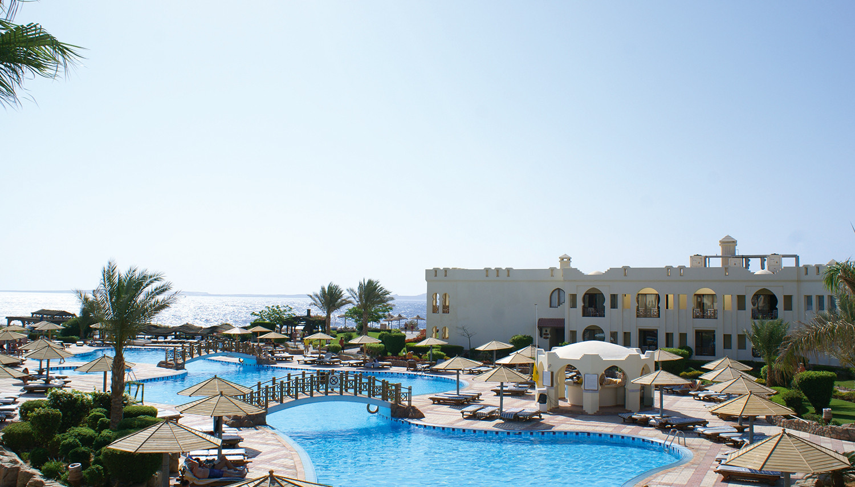 Charmillion Club Resort (Šarm El Šeiha, Ēģipte)
