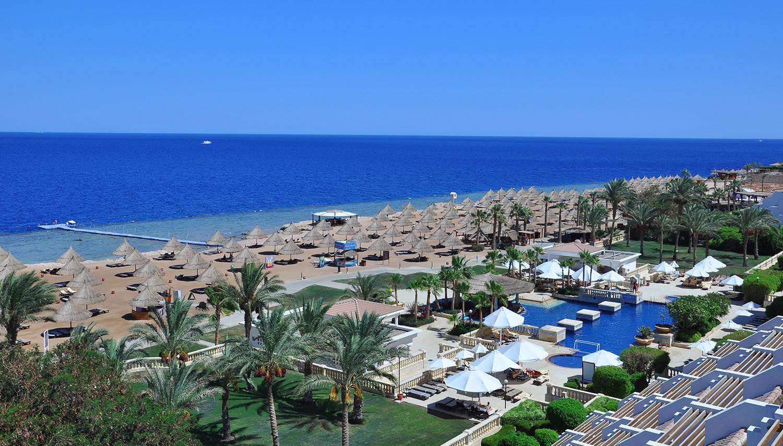 Sheraton Sharm Hotel, Resort, Villas & Spa (Šarm El Šeiha, Ēģipte)