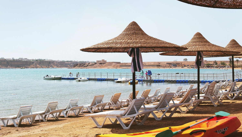 Verginia Sharm Resort (Sharm el Sheikh, Egiptus)