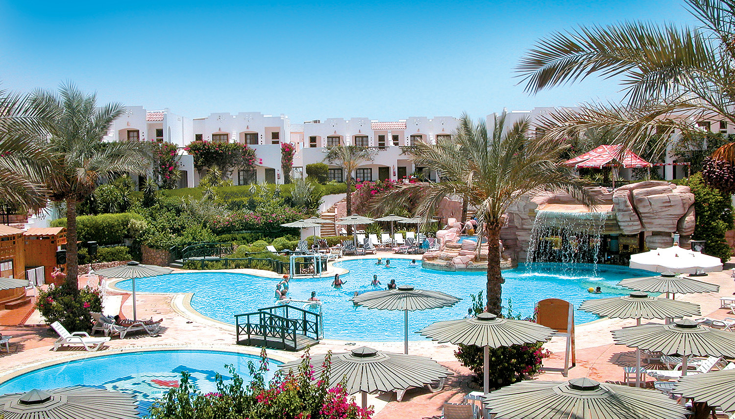 Verginia Sharm Resort