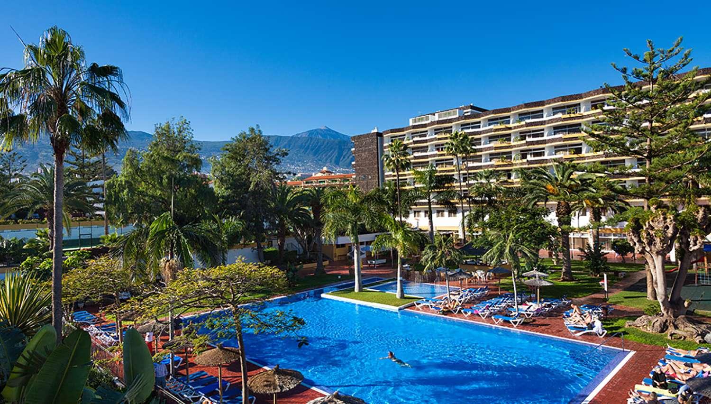 Blue sea puerto resort hotell tenerife kanaari saared - Blue sea puerto resort tenerife ...