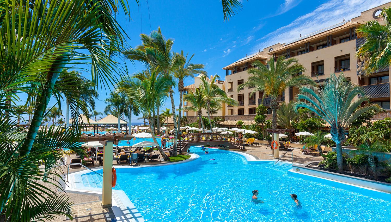 GF Gran Costa Adeje (Tenerife, Kanāriju salas)