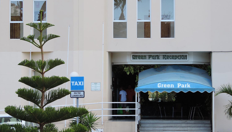 Green Park Apartaments (Tenerife, Kanaari saared)