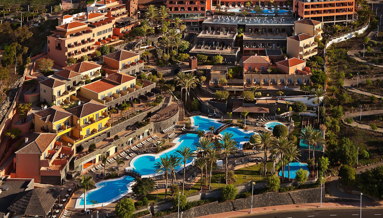 Melia Jardines del Teide hotel (Tenerife, Canary Island) | NOVATOURS