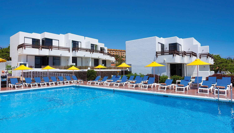 Paraiso Del Sol apartmenti (Tenerife, Kanāriju salas)