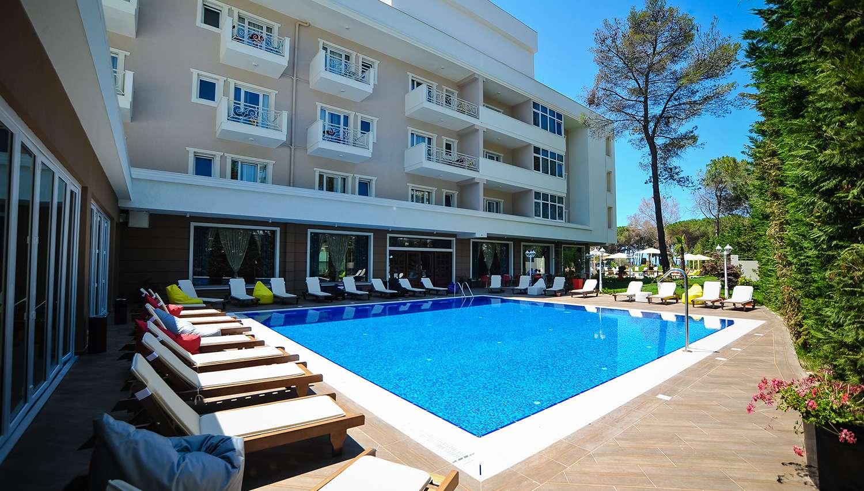 Sandy Beach Resort (Tirana, Albania)