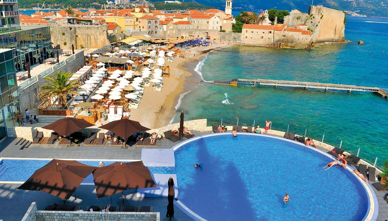 Avala Resort & Villas (Tivat, Melnkalne-Horvātija)