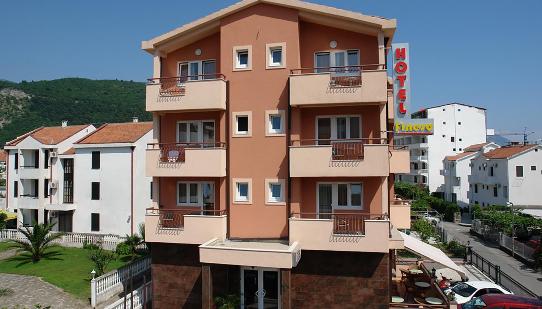 Fineso (Tivat, Montenegro – Horvaatia)