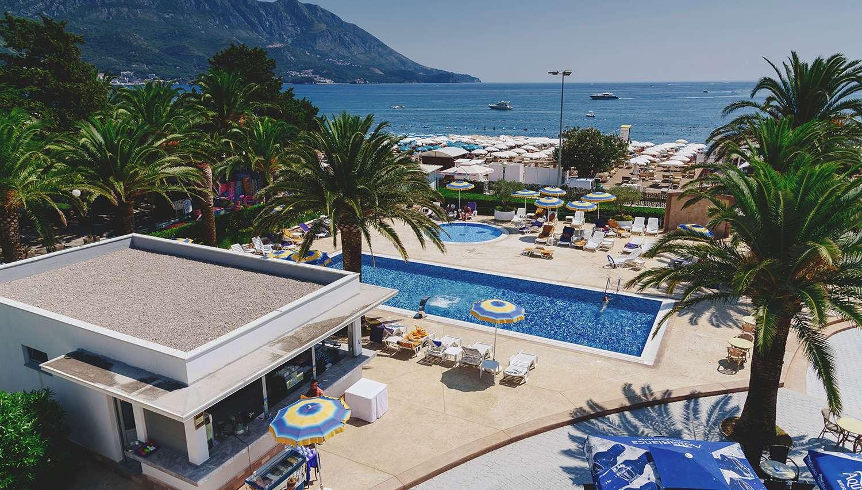 Montenegro Beach Resort (Tivat, Melnkalne-Horvātija)