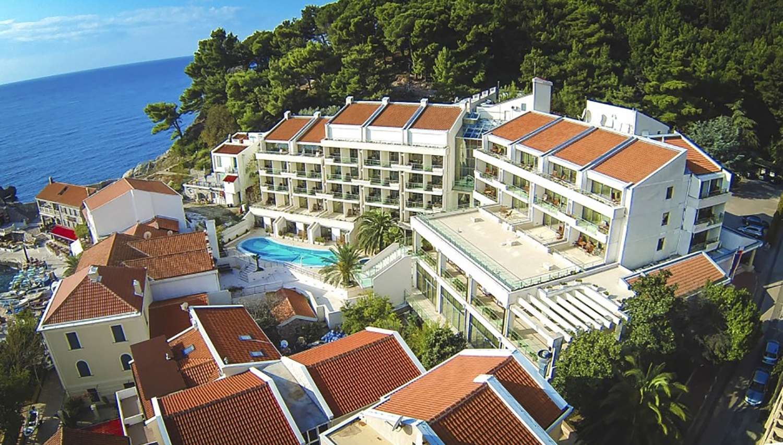 Monte Casa SPA & Wellness (Tivat, Melnkalne-Horvātija)