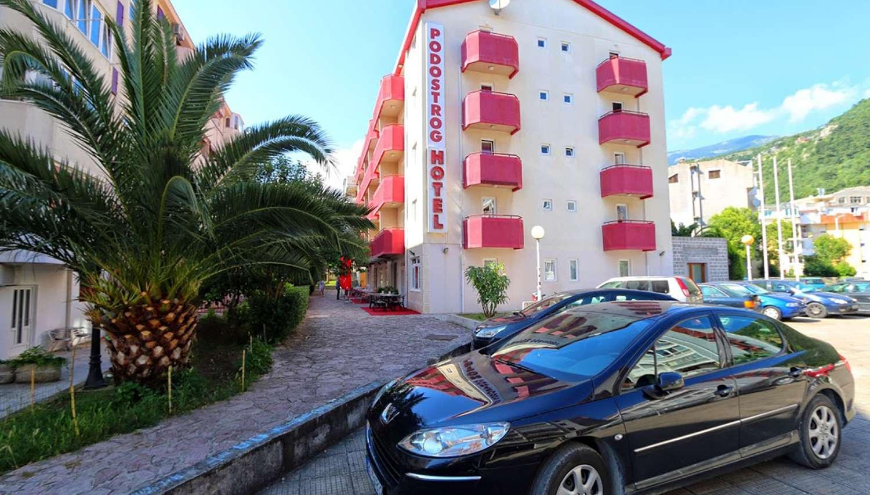 edc914eaf26 Podostrog hotell (Tivat, Montenegro – Horvaatia)   NOVATOURS