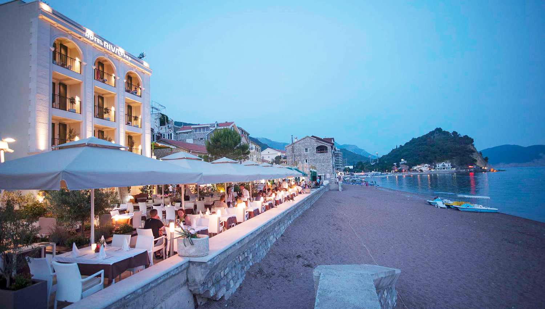 Riva (Tivat, Melnkalne-Horvātija)