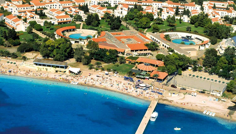 Slovenska Plaza Hotel Complex 4* (Tivat, Melnkalne-Horvātija)