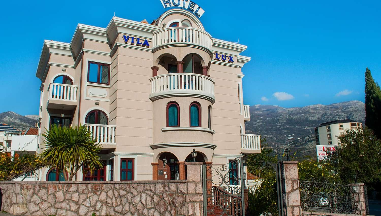 Vila Lux (Tivat, Melnkalne-Horvātija)