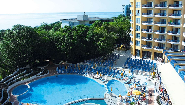 Grifid Hotel Arabella (Varna, Bulgārija)