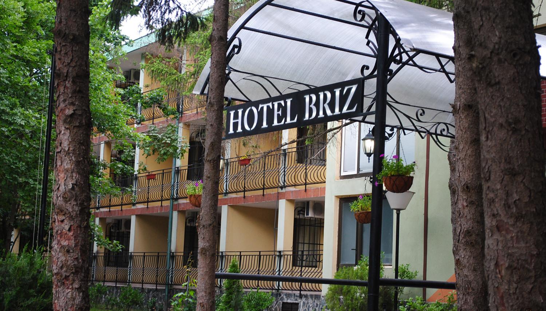 Park Hotel Briz (Varna, Bulgaaria)