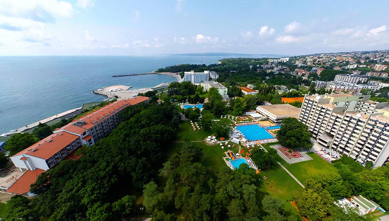 Grand Hotel Varna (Varna, Bulgaaria)