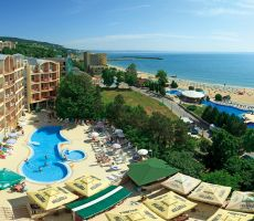 Bulgaaria, Varna, Luna, 4-*