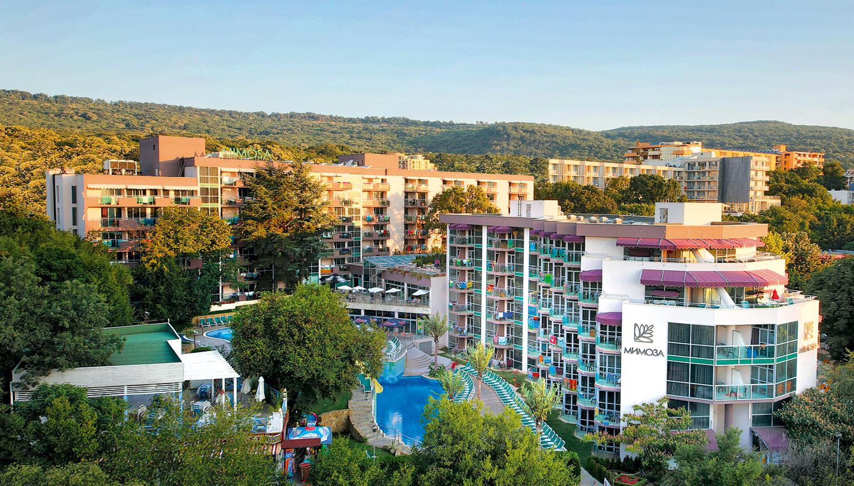 Mimosa Sunshine (Varna, Bulgaaria)