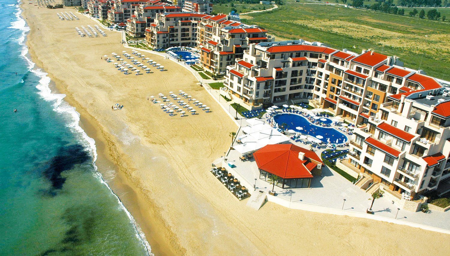 Obzor Beach Resort (Varna, Bulgārija)