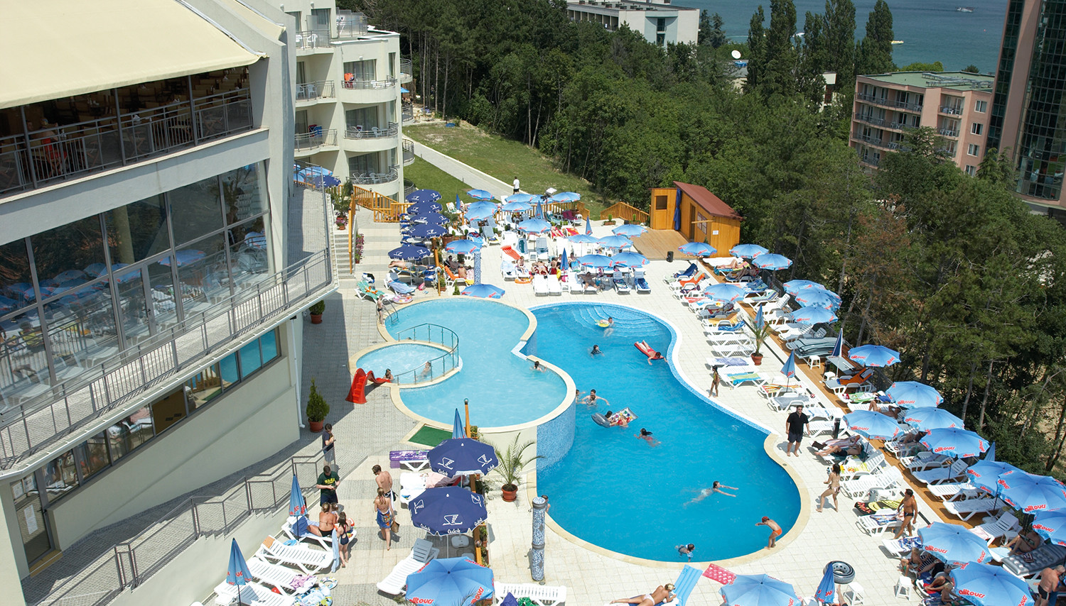 Park Hotel Golden Beach (Varna, Bulgaaria)