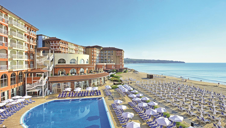 Sol Luna Bay Resort (Varna, Bulgaaria)
