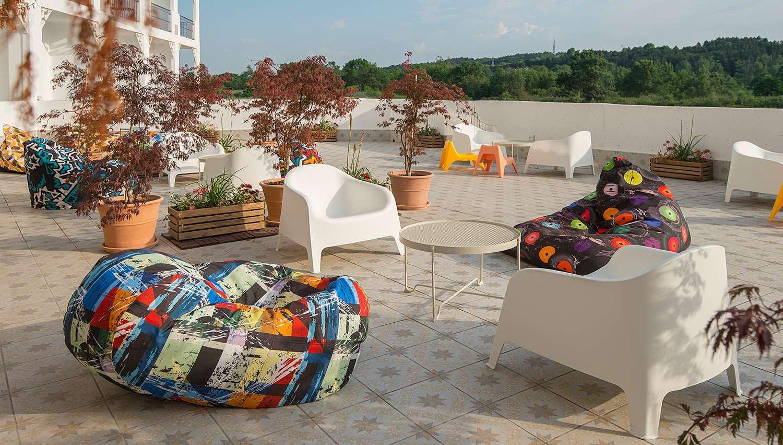 Sunrise Blue Magic Resort viešbutis (Varna, Bulgarija