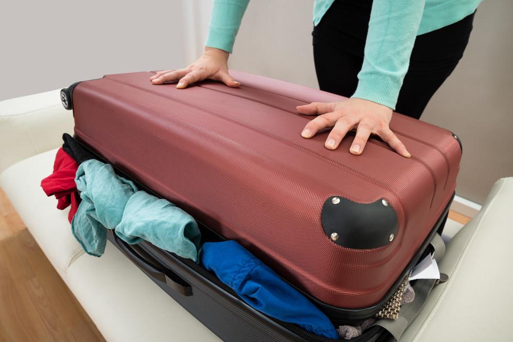Išankstinis bagažo viršsvorio užsakymas