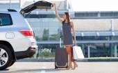 Automobilio parkavimas oro uoste