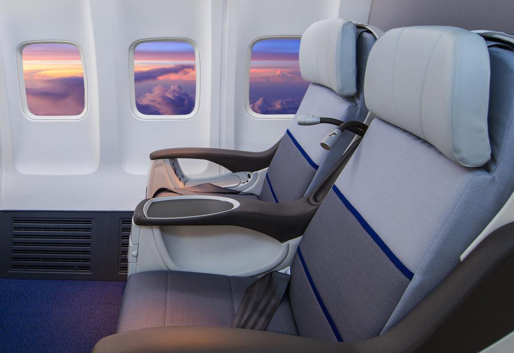 Sėdėjimo vietos lėktuve