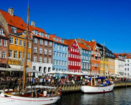 Danija. Kopenhaga