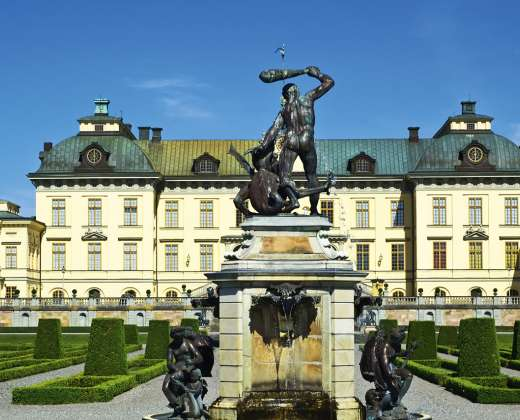 Stokholmas. Karalių rūmai