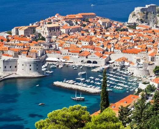 Koatija. Dubrovnikas