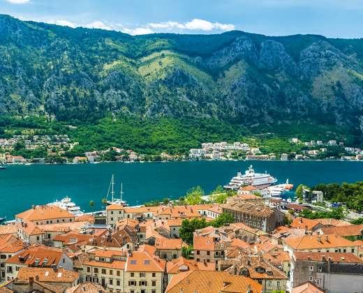 Juodkalnija. Kotoras