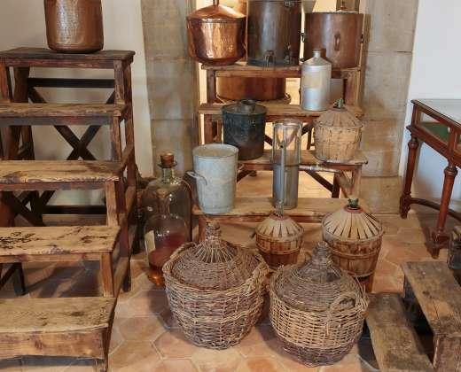 Prancūzija. Grasas. Fragonard parfumerijos gamykla.