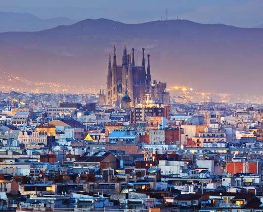 Ispanija. Barselona.