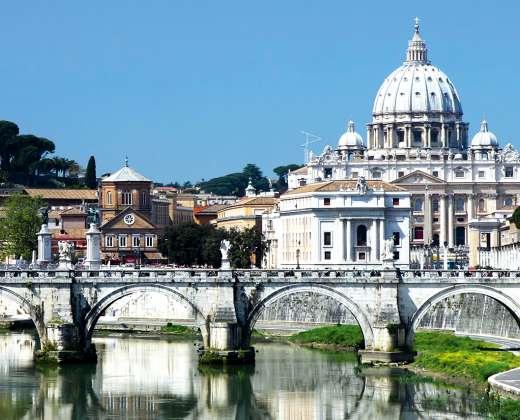 Italija. Vatikanas
