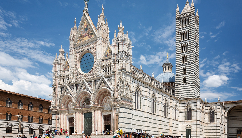 Italija, Sienos katedra