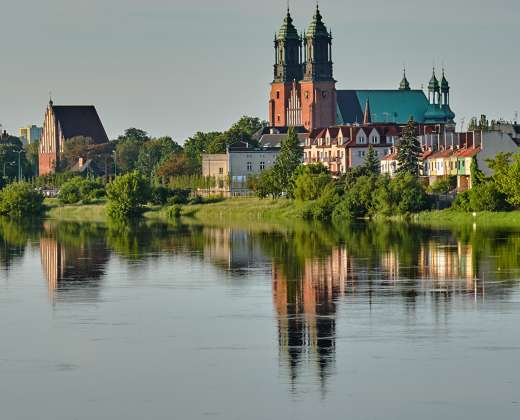 Lenkija. Poznanės katedra