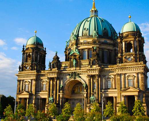 Vokietija. Berlyno katedra