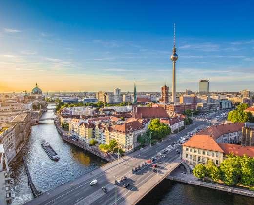 Vokietija. Berlynas