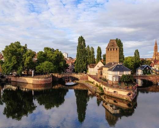 Vokietija, Bambergas. Senoji rotušė
