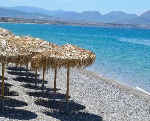 Graikija. Lutrakio apylinkės