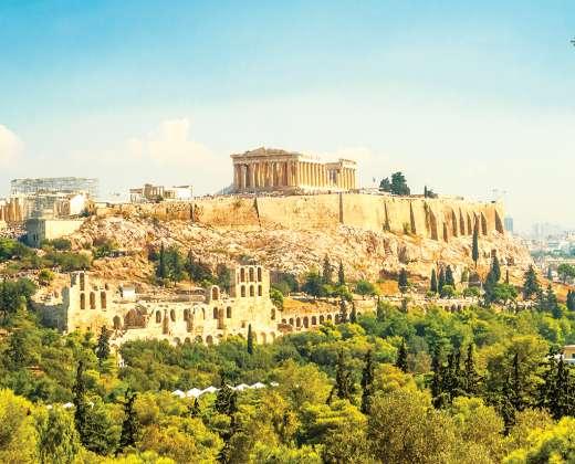 Atėnai. Akropolis