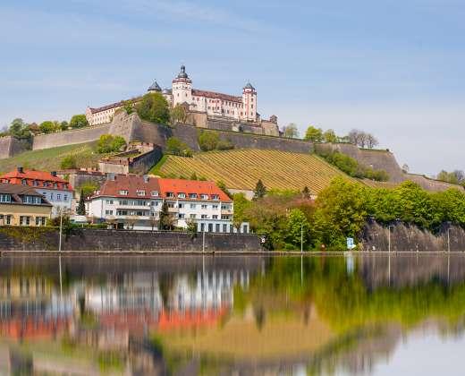 Viurcburgas. Marienburgo tvirtovė