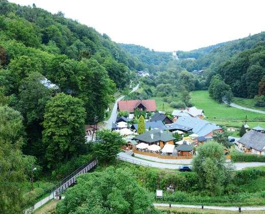 Lenkija. Ojcovo nacionalinis parkas