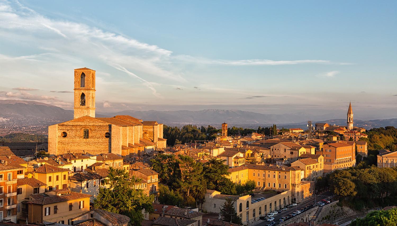 Italija. Perudža