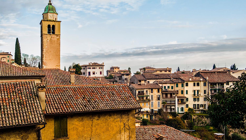 Italija. Trevizo provincija