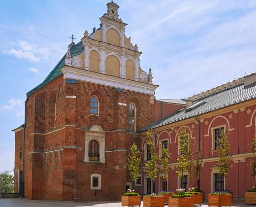 Lenkija. Šv. Trejybės koplyčia