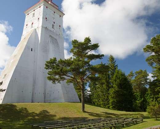 Estija. Hyjumos sala. Kopu  švyturys
